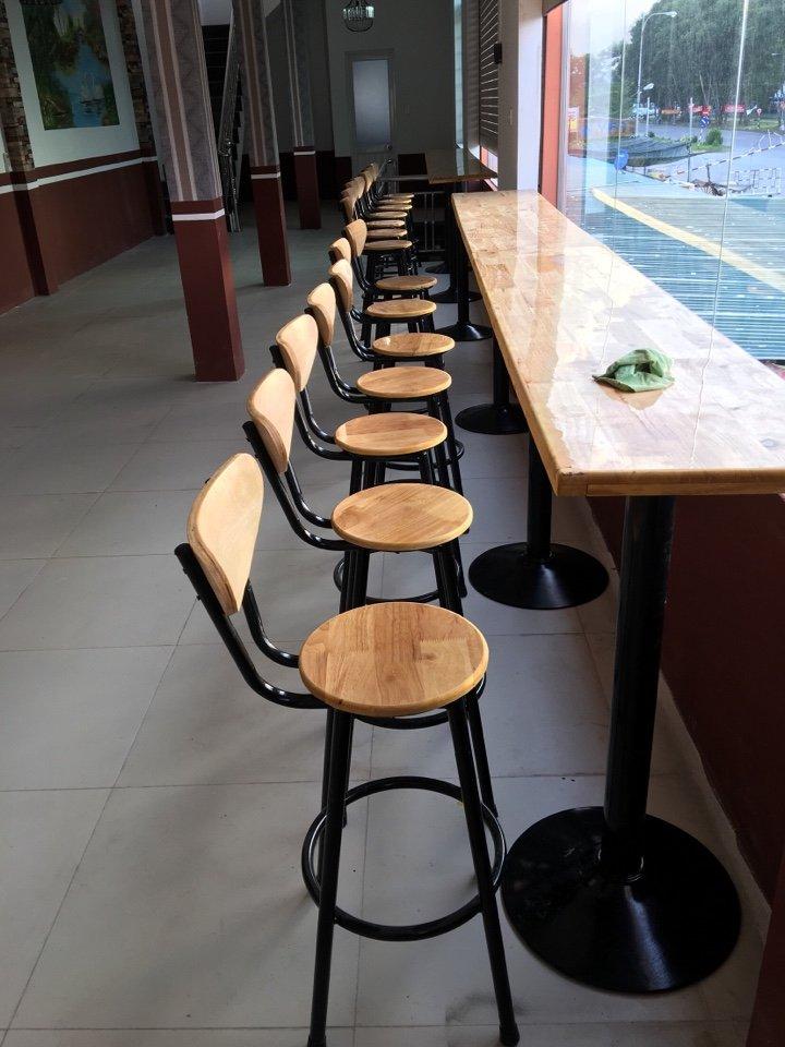 ghế bar tựa