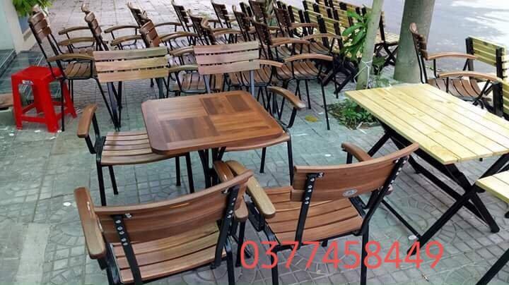 bàn ghế fansipan tay vịn