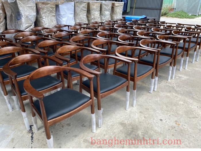 ghế cafe gỗ kennedy