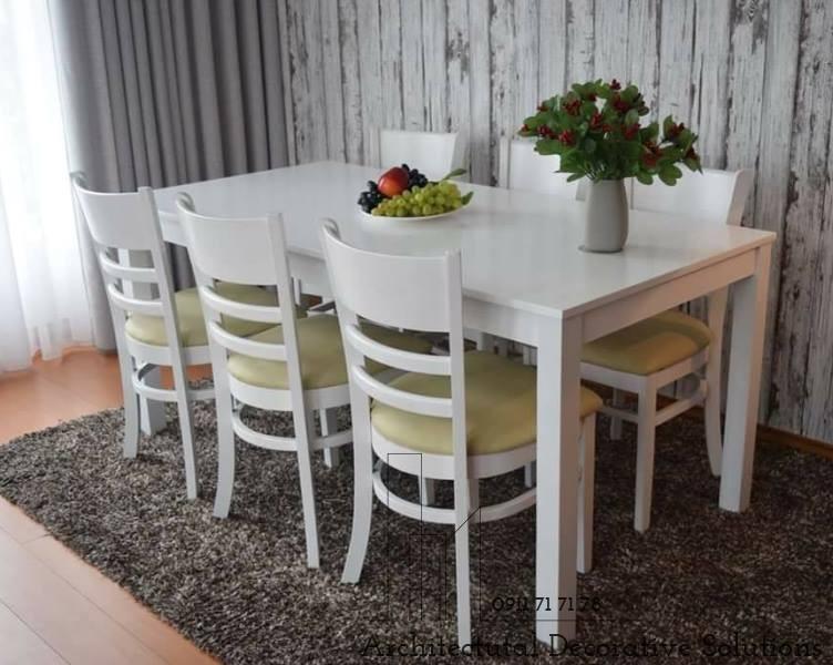 bộ bàn ăn cabin